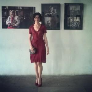 Летнее,платье