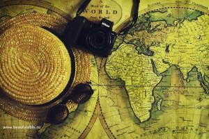 подготовка, путешествие,  начало