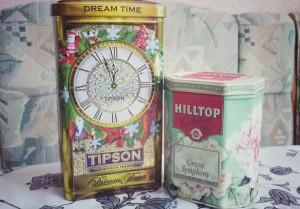 чай, Tipson, Hiltop