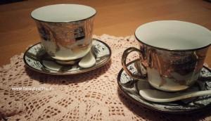 Чашка, чайной, церемонии