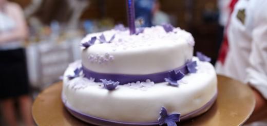 Свадебный, торт, оформление,