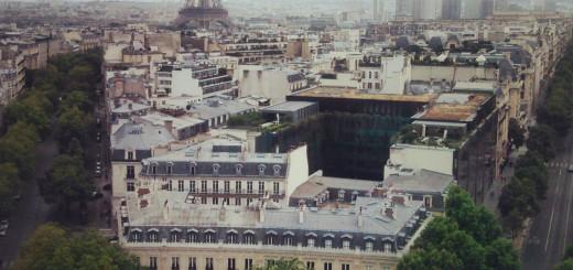 Триумфальная Арка, Париж, Красоты