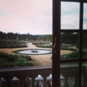 Париж, Версаль, сады,