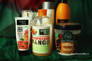 Organic, Shop, Продукция