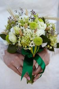 букет, свадьба, ручной,