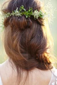 прическа, невеста, свадьба