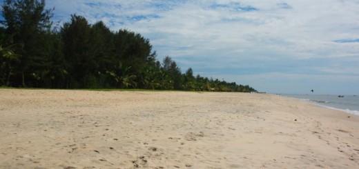 пляж, Марари, Индия, Керала